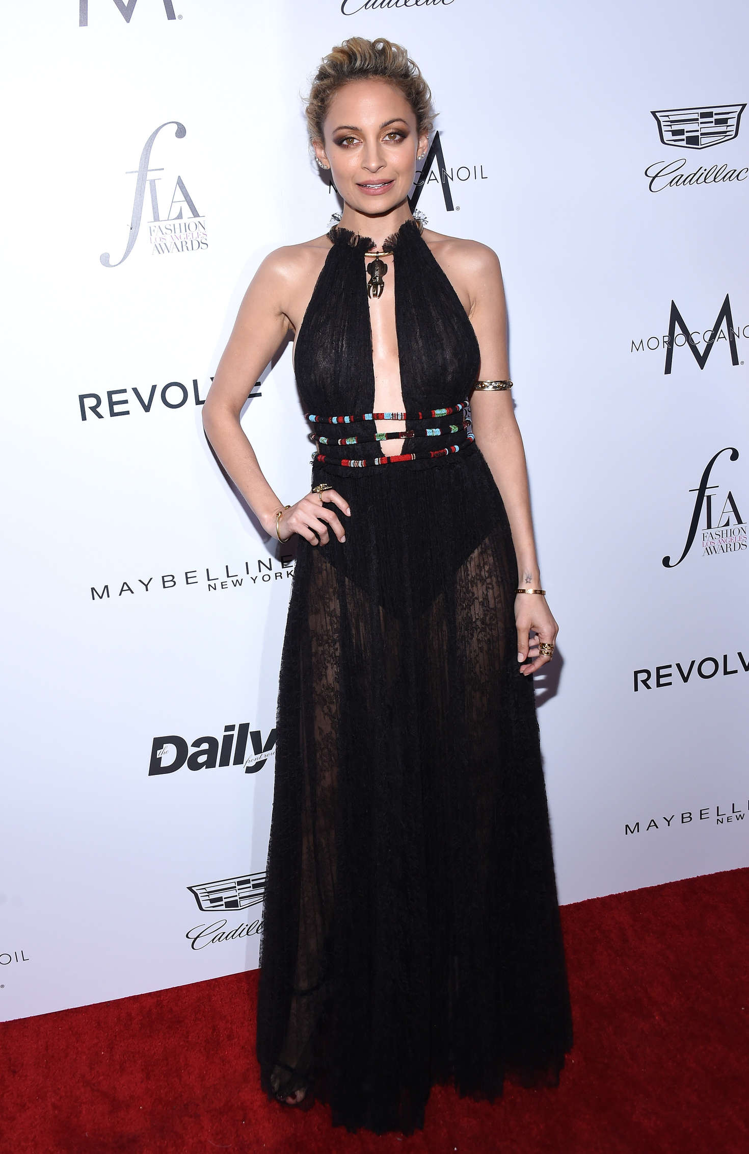Nicole Richie: 2nd Annual Fashion Los Angeles Awards -02 - GotCeleb Nicole Richie