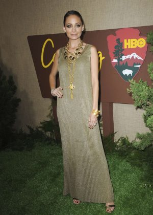 Nicole Richie - 'Camping' Premiere in Los Angeles