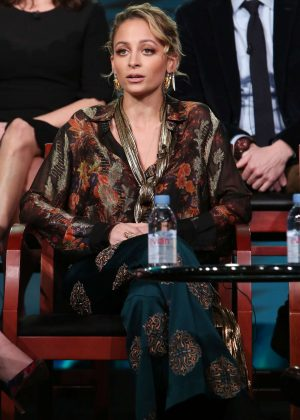 Nicole Richie - 'Great News' Panel at 2017 TCA Winter Press Tour in Pasadena