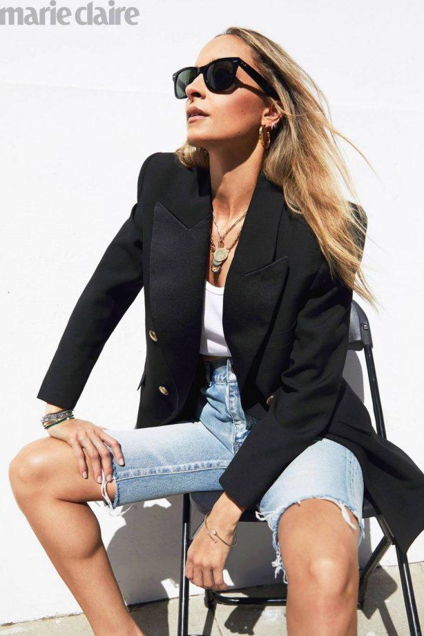Nicole Richie - Marie Claire Magazine (Summer 2020)