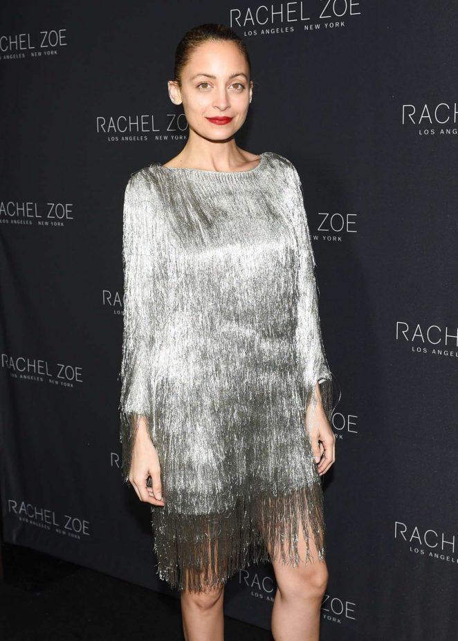 Nicole Richie – Rachel Zoe See Now Buy Now Show FW 2017 in LA