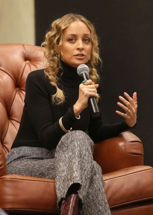 Nicole Richie - Reading of Cleo Wade's New Book 'Heart Talk' in LA