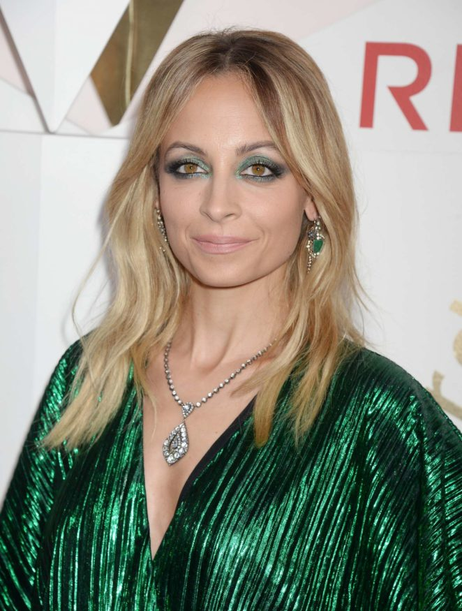 Nicole Richie - #REVOLVE Awards 2017 in Hollywood