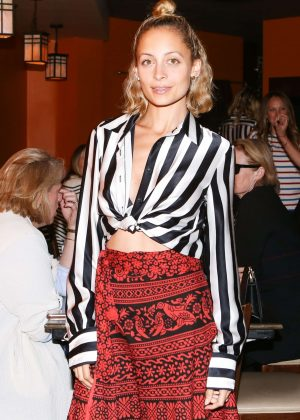 Nicole Richie - Theory x La Ligne Cocktails in Los Angeles
