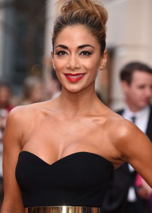Nicole Scherzinger - 2015 Olivier Awards in London
