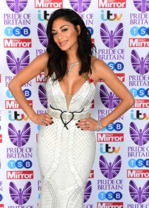 Nicole Scherzinger - 2017 Pride Of Britain Awards in London