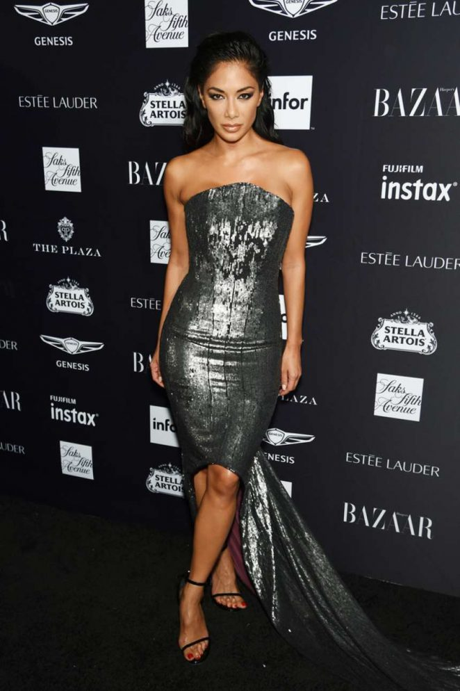 Nicole Scherzinger - 2018 Harper's Bazaar ICONS Party in New York