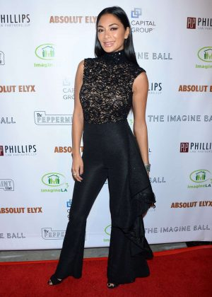 Nicole Scherzinger - 2018 Imagine Ball in LA