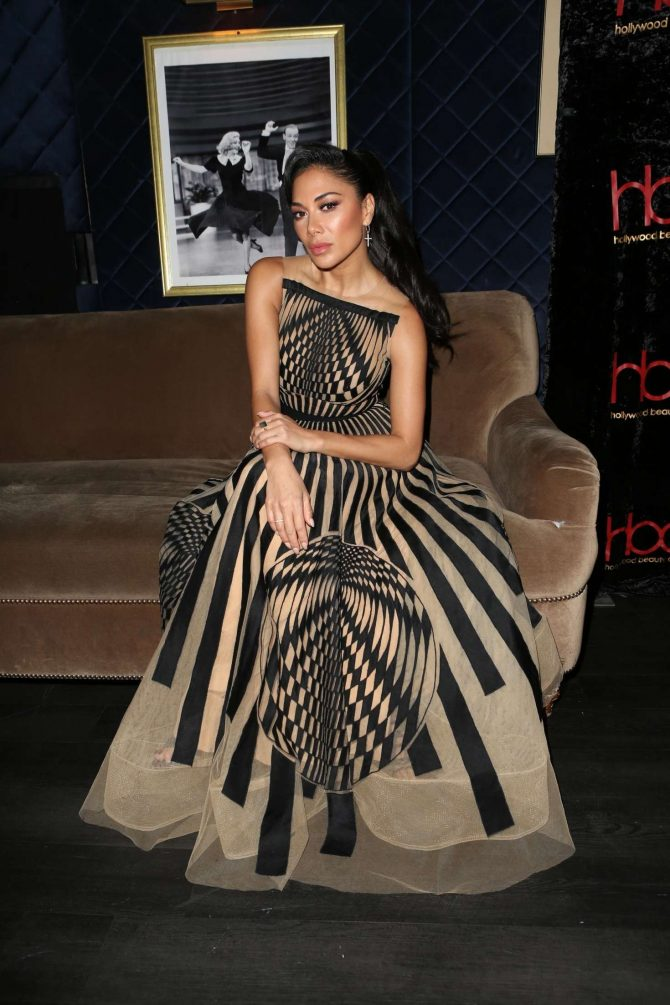 Nicole Scherzinger – 2019 Hollywood Beauty Awards in Los Angeles