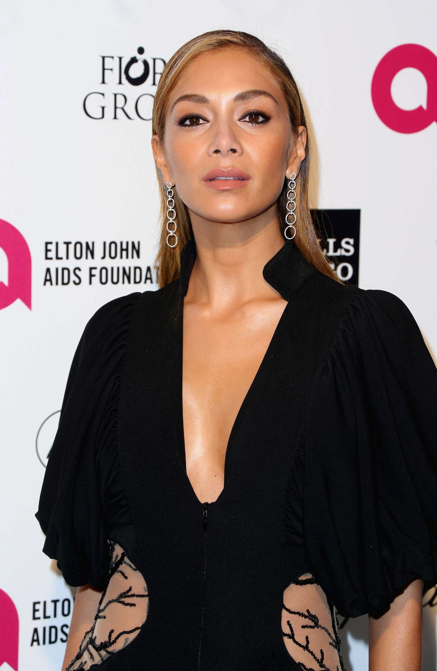 Nicole Scherzinger - 23rd Annual Elton John AIDS Foundation Academy Awards Viewing Party in LA adds