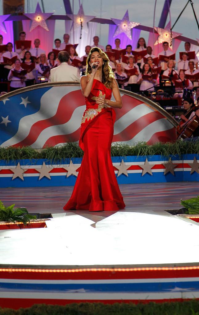 Nicole Scherzinger 2015 : Nicole Scherzinger: A Capitol Fourth 2015 Independence Day Concert -01