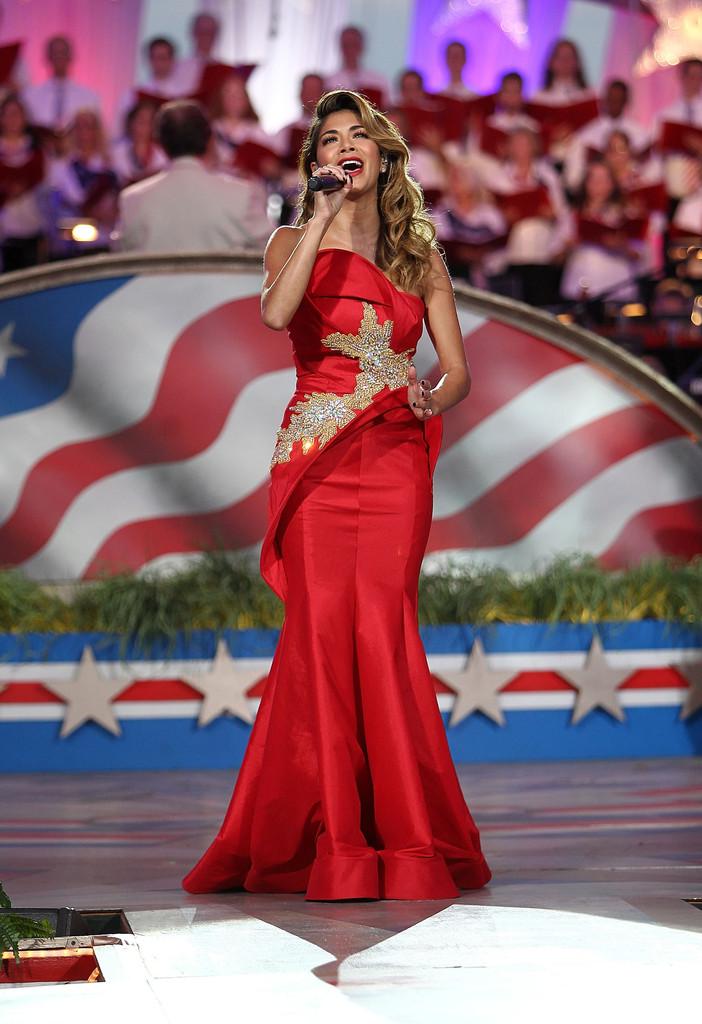Nicole Scherzinger 2015 : Nicole Scherzinger: A Capitol Fourth 2015 Independence Day Concert -02