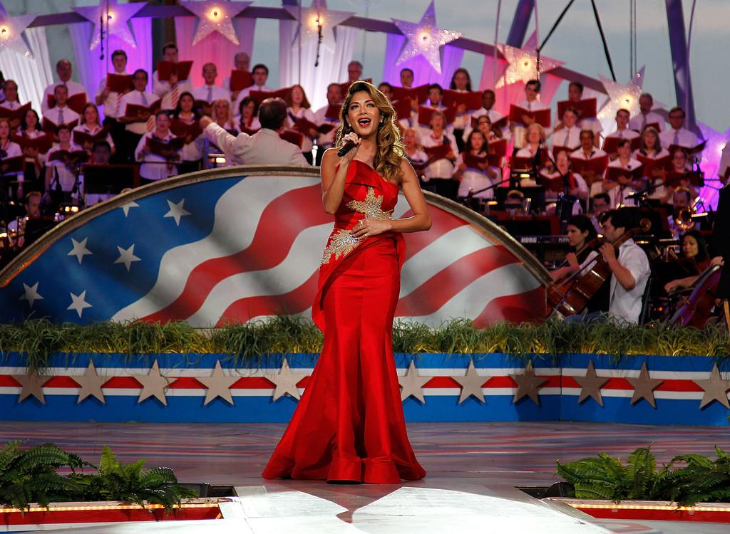 Nicole Scherzinger 2015 : Nicole Scherzinger: A Capitol Fourth 2015 Independence Day Concert -09