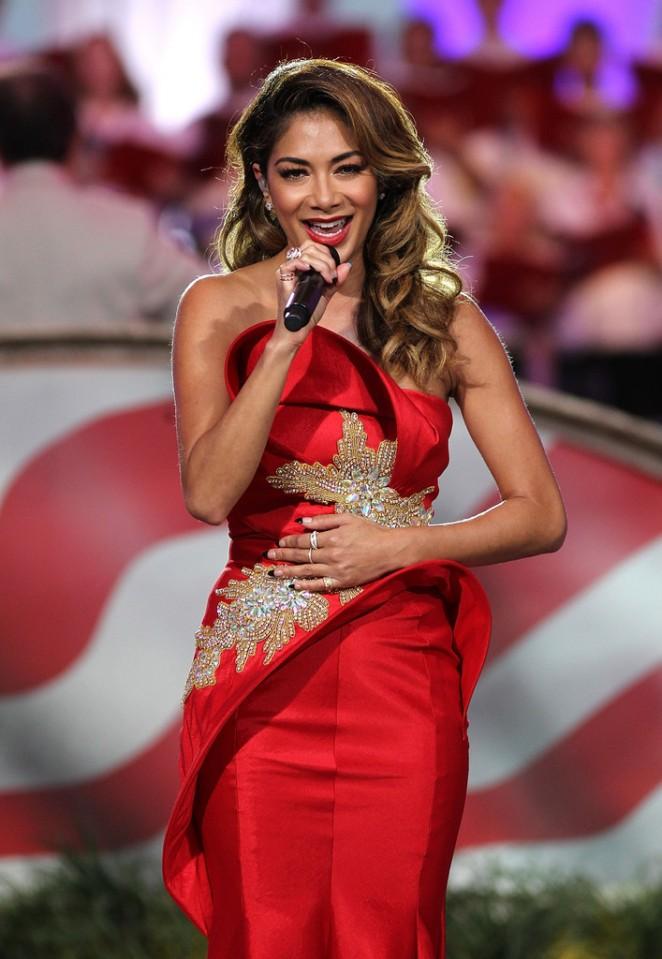 Nicole Scherzinger 2015 : Nicole Scherzinger: A Capitol Fourth 2015 Independence Day Concert -12