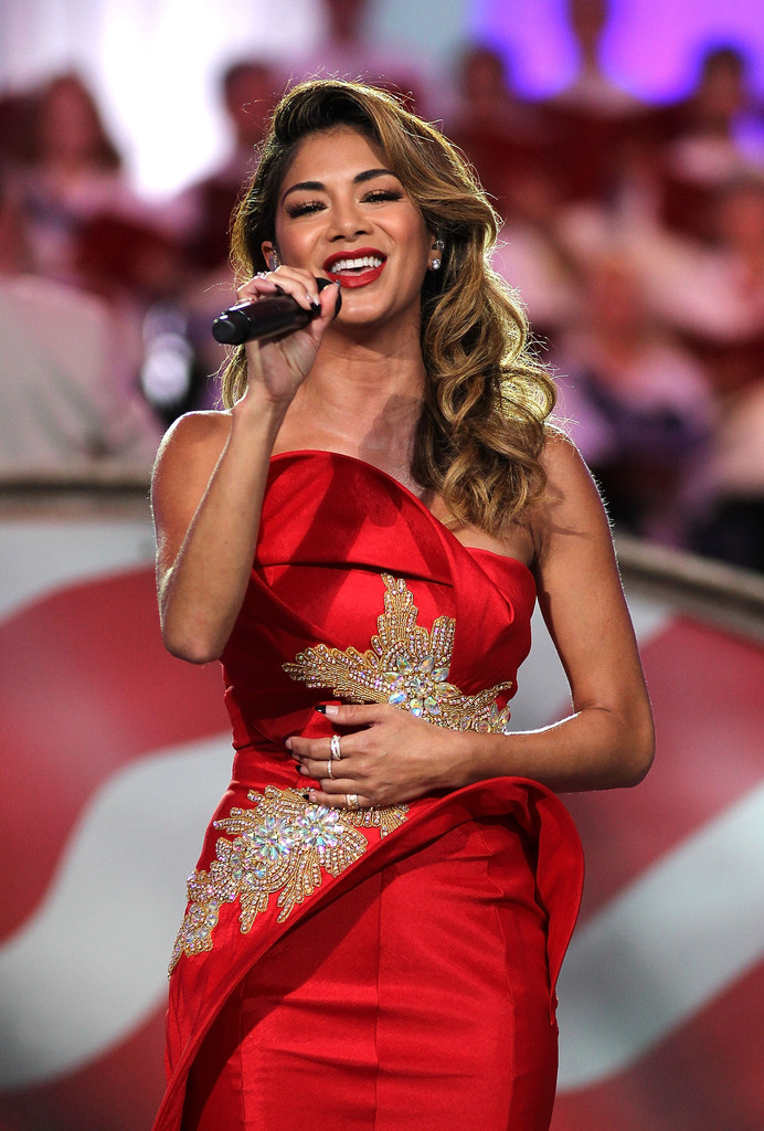 Nicole Scherzinger: A Capitol Fourth 2015 Independence Day Concert -13