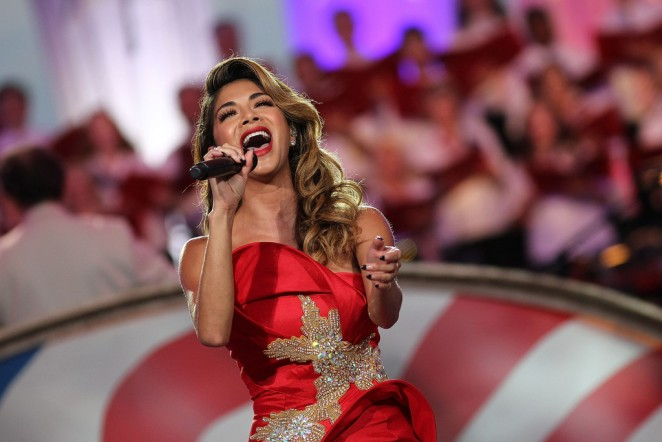 Nicole Scherzinger: A Capitol Fourth 2015 Independence Day Concert -18
