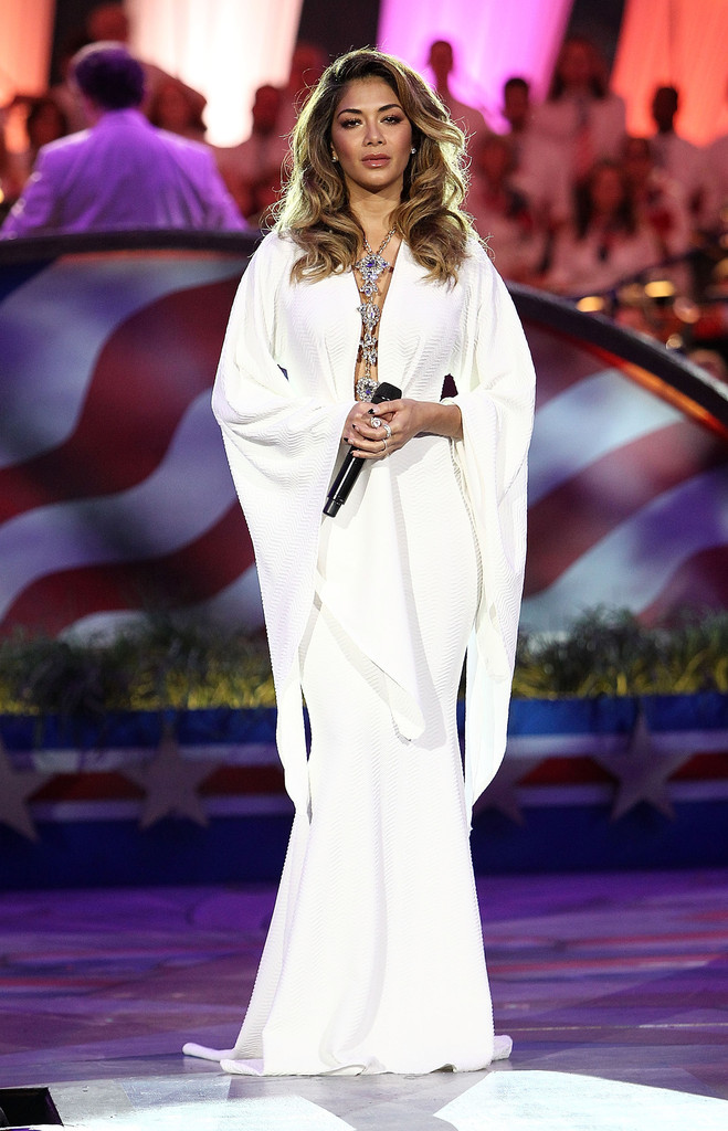 Nicole Scherzinger: A Capitol Fourth 2015 Independence Day Concert -19