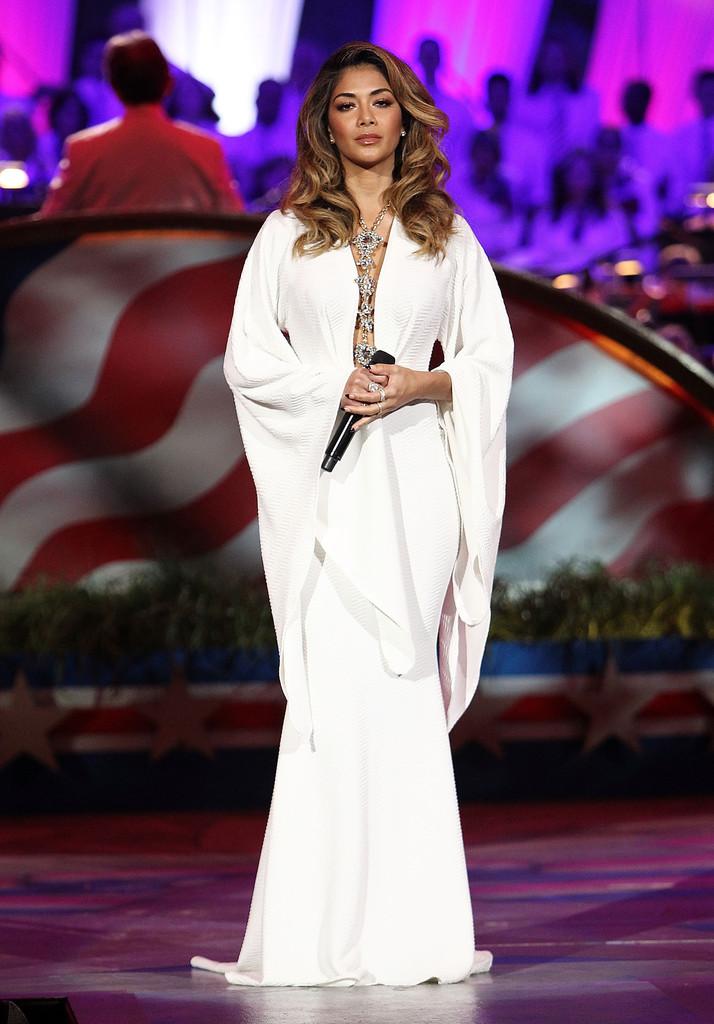 Nicole Scherzinger 2015 : Nicole Scherzinger: A Capitol Fourth 2015 Independence Day Concert -24
