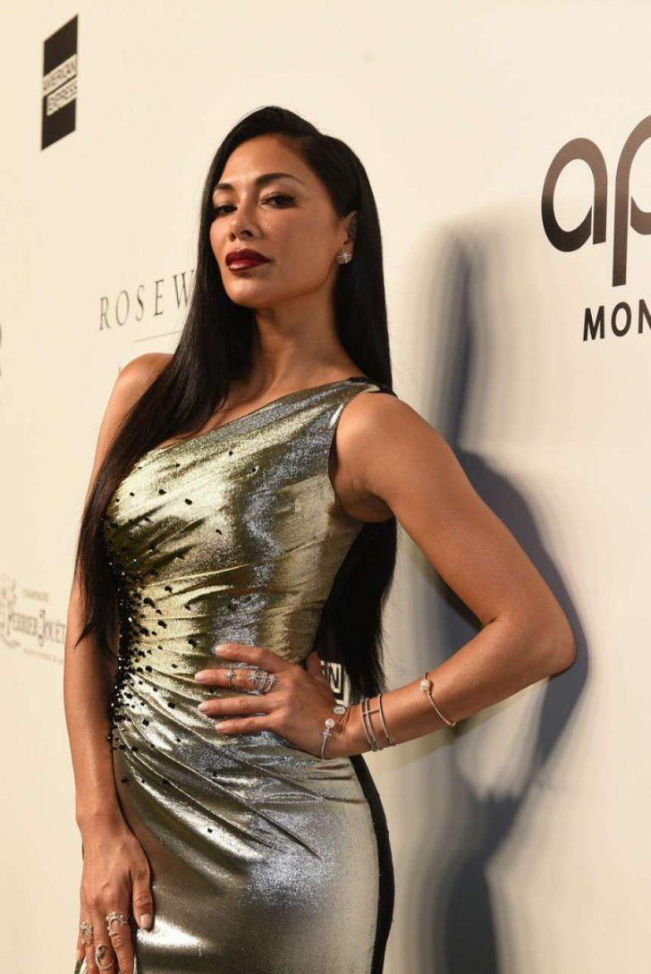 Nicole Scherzinger: amfAR Gala Hong Kong 2019 -07