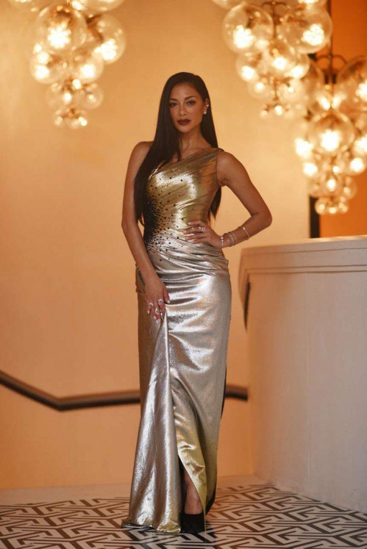Nicole Scherzinger: amfAR Gala Hong Kong 2019 -08