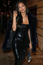 Nicole Scherzinger - Arriving at 'Juliet' press night in London
