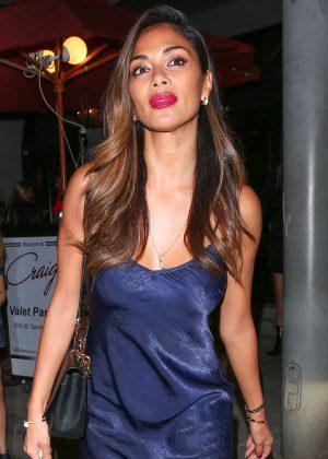 Nicole Scherzinger at Craig's in West Hollywood