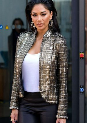 Nicole Scherzinger at X Factor Auditions in Liverpool