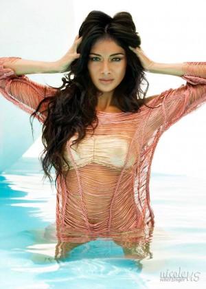 Nicole Scherzinger: Bandages Photoshoot 2015 -03