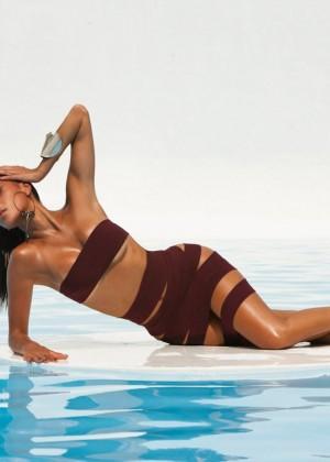 Nicole Scherzinger: Bandages Photoshoot 2015 -08