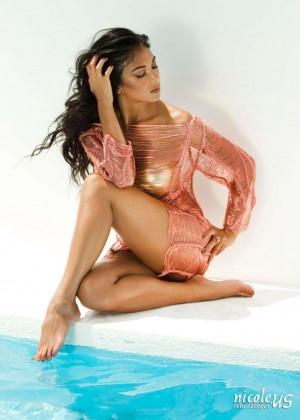 Nicole Scherzinger: Bandages Photoshoot 2015 -14