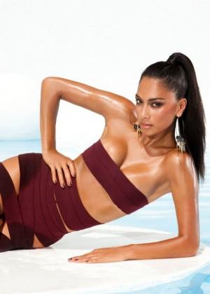 Nicole Scherzinger: Bandages Photoshoot 2015 -16