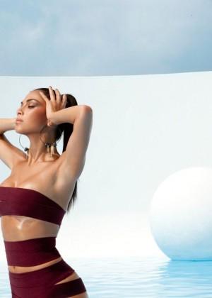 Nicole Scherzinger: Bandages Photoshoot 2015 -23