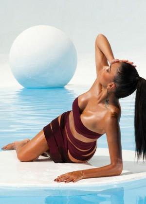 Nicole Scherzinger: Bandages Photoshoot 2015 -30