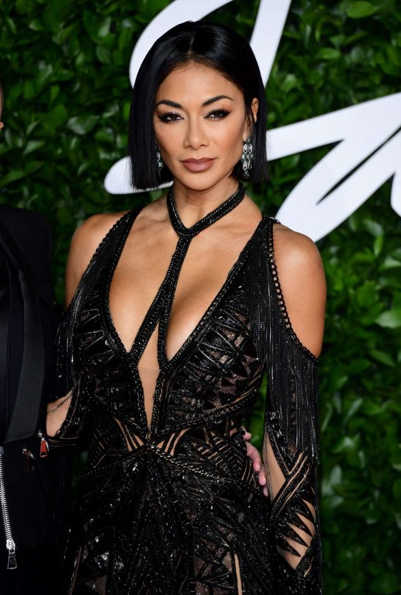 Nicole Scherzinger - Fashion Awards 2019 in London