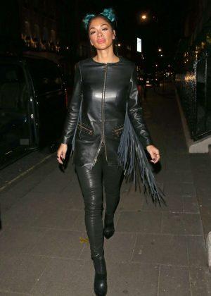 Nicole Scherzinger - Chain Of Hope Annual Gala Ball 2016 in London