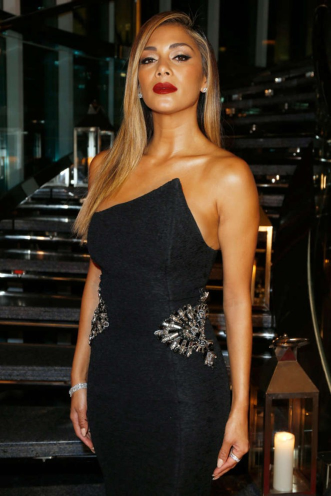 Nicole Scherzinger - Champ'Seed Party 2015 in Monaco