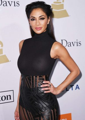 Nicole Scherzinger - Clive Davis Pre-Grammy Party 2017 in Los Angeles