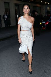 Nicole Scherzinger - Exits Mayfair Hotel in London