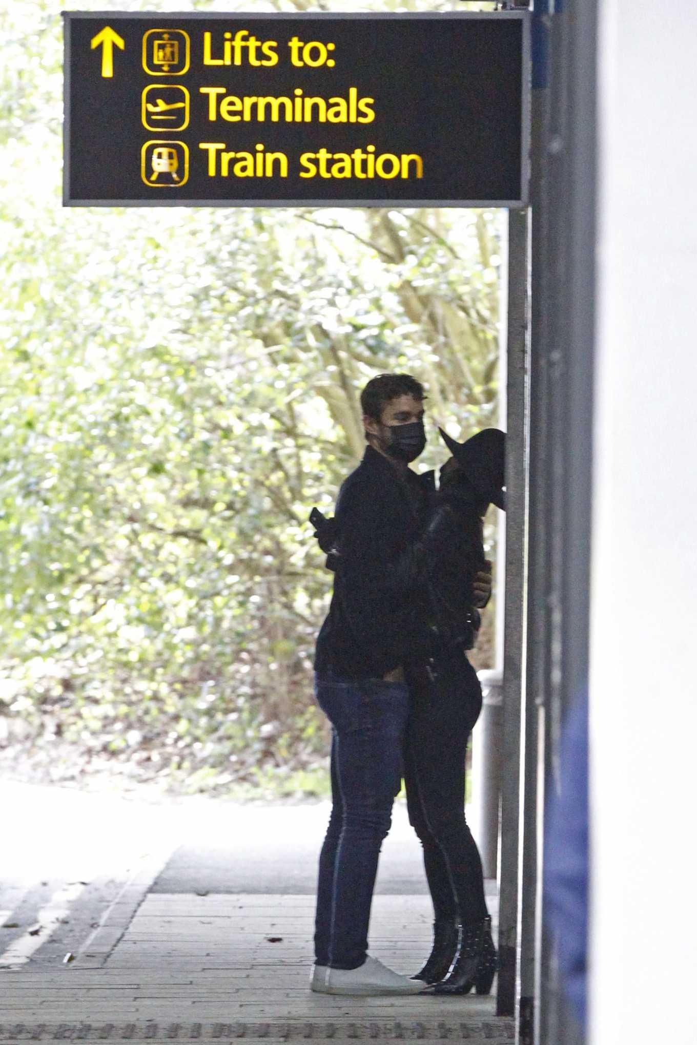 Nicole Scherzinger 2020 : Nicole Scherzinger – Flying out of Heathrow Airport-06