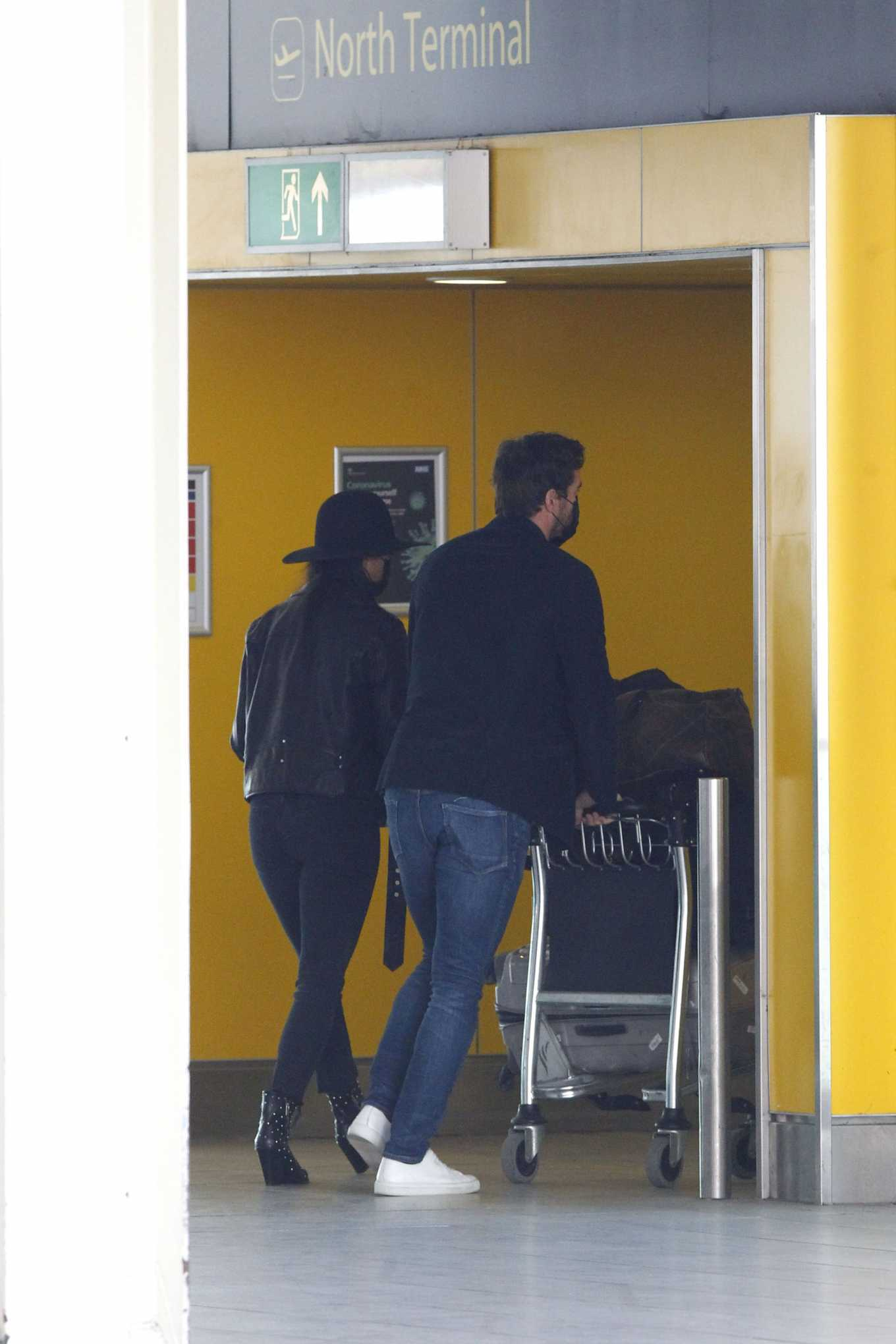 Nicole Scherzinger 2020 : Nicole Scherzinger – Flying out of Heathrow Airport-09