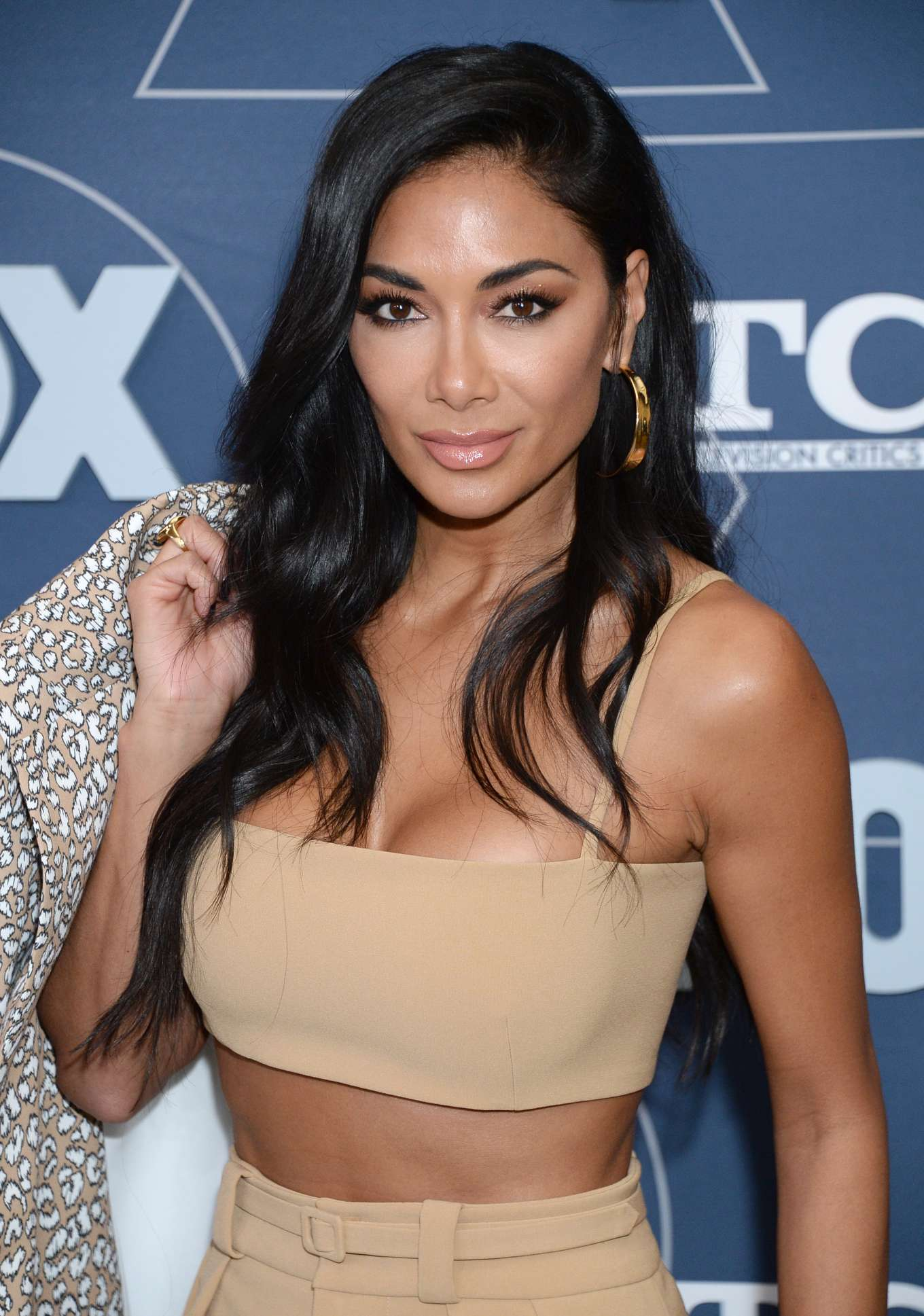 Nicole Scherzinger 2020 : Nicole Scherzinger – Fox TCA Winter Press Tour All-Star Party-04