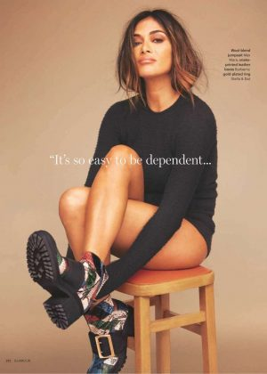 Nicole Scherzinger - Glamour UK Magazine (November 2016)