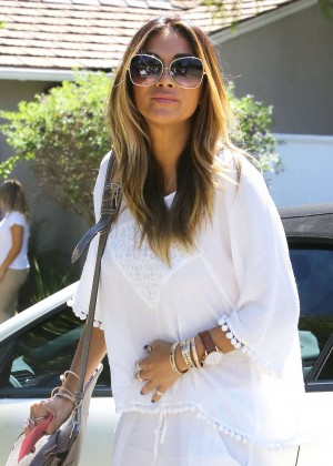 Nicole Scherzinger - Jennifer Klein's Day of Indulgence Summer Party in Brentwood
