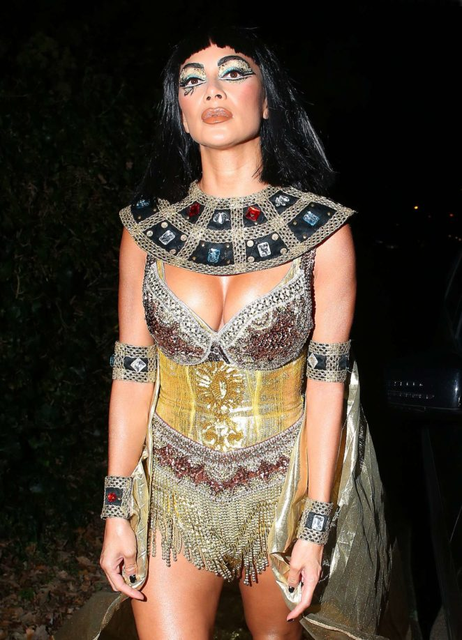 Nicole Scherzinger Halloween Costume.Nicole Scherzinger Jonathan Ross Halloween Party In London Gotceleb