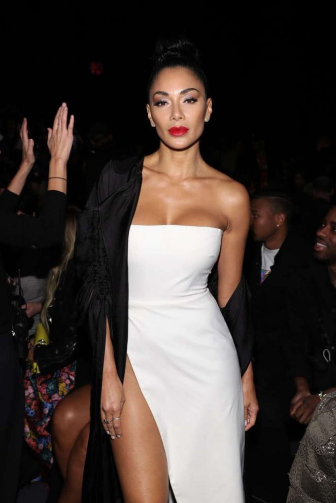 Nicole Scherzinger - Laquan Smith Fashion Show in NYC
