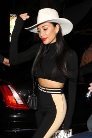 Nicole Scherzinger - Leaves Warwick Nightclub in Hollywood