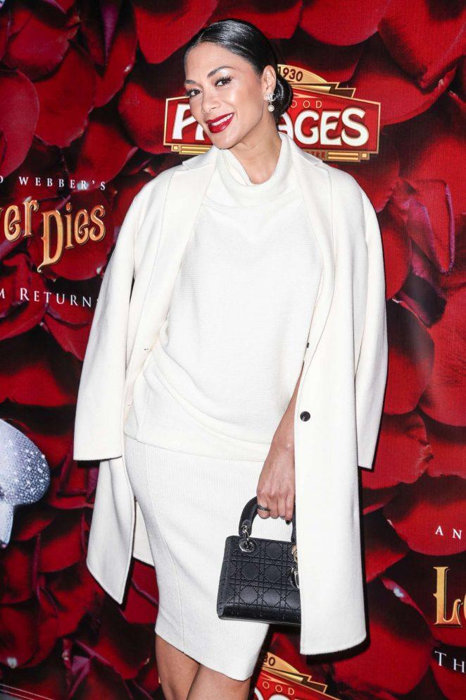 Nicole Scherzinger – 'Love Never Dies' Opening Night in Los Angeles