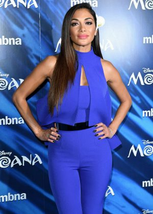 Nicole Scherzinger - 'Moana' Screening at BAFTA Picadilly in London
