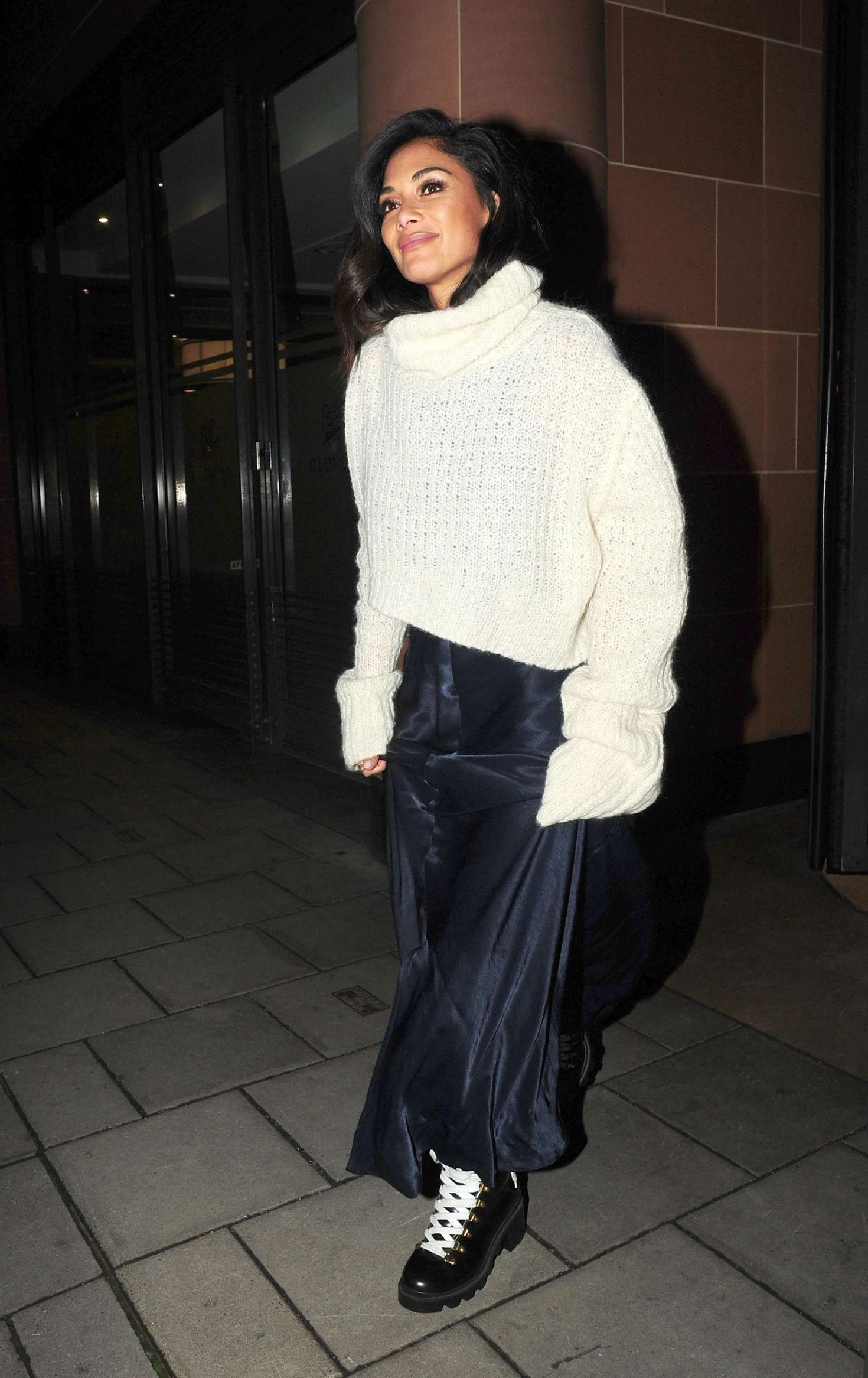 Nicole Scherzinger - Night out in London