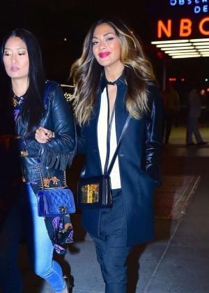 Nicole Scherzinger - Night Out in New York